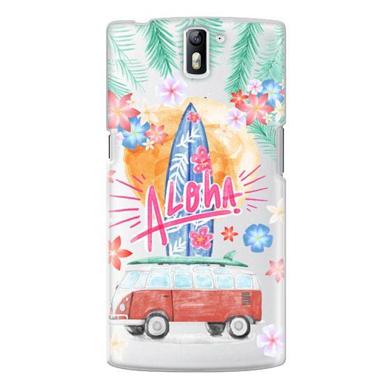 One Plus One Cases - Aloha Hawaii