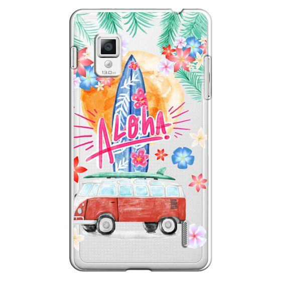 Optimus G Cases - Aloha Hawaii