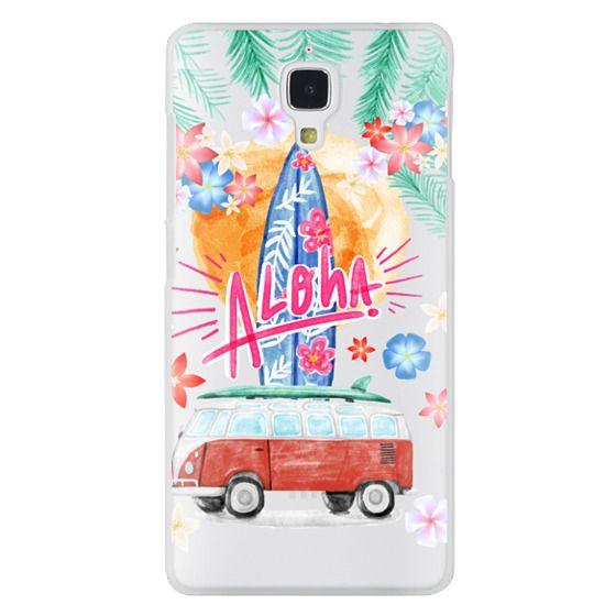 Xiaomi 4 Cases - Aloha Hawaii