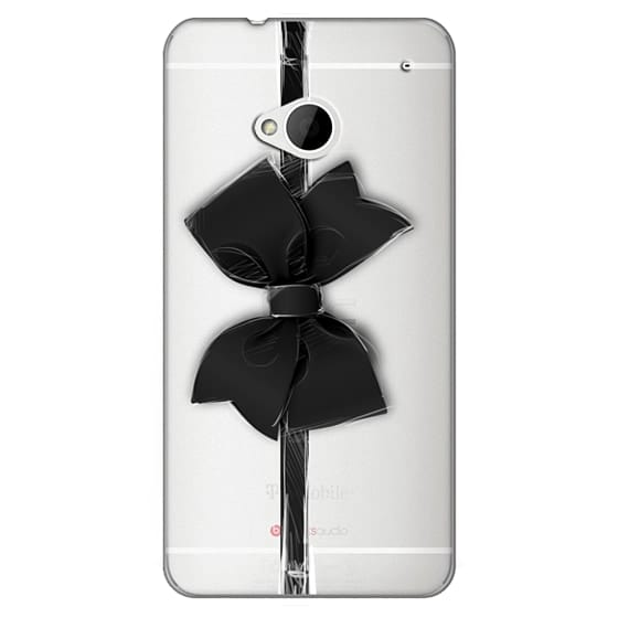Htc One Cases - Black Bow