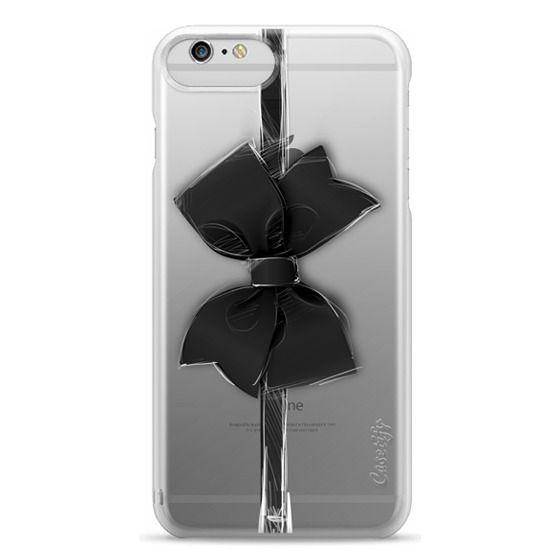 iPhone 6 Plus Cases - Black Bow