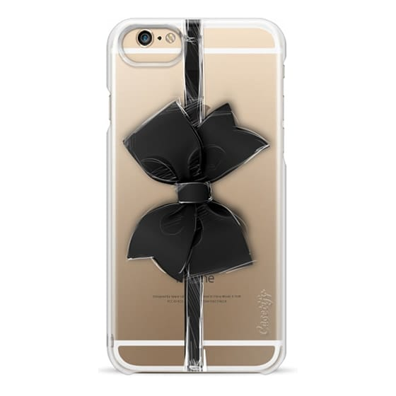iPhone 6 Cases - Black Bow