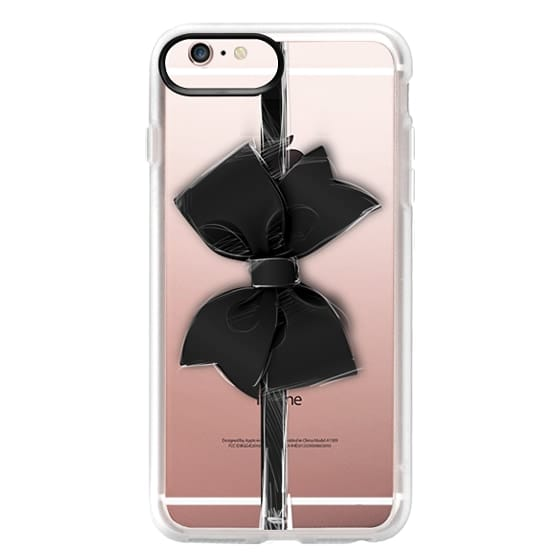 iPhone 6s Plus Cases - Black Bow