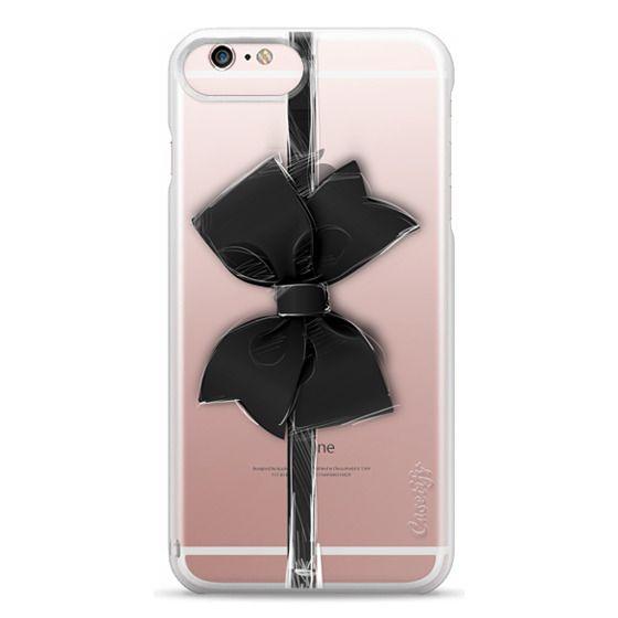 iPhone 6s Plus Cases - Black Bow