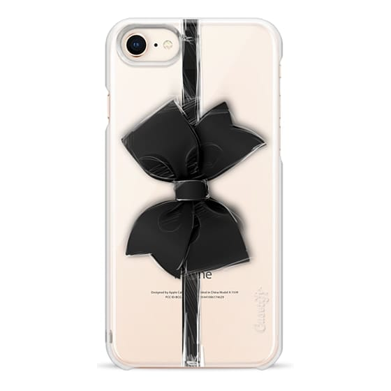 iPhone 8 Cases - Black Bow