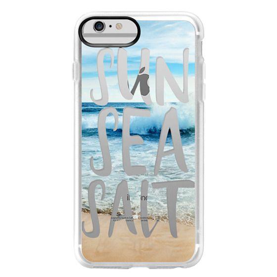 iPhone 6 Plus Cases - SUN SEA SALT