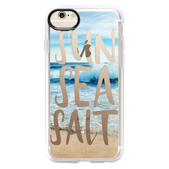 iPhone 6 Cases - SUN SEA SALT