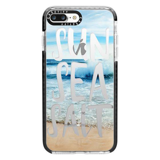 iPhone 7 Plus Cases - SUN SEA SALT