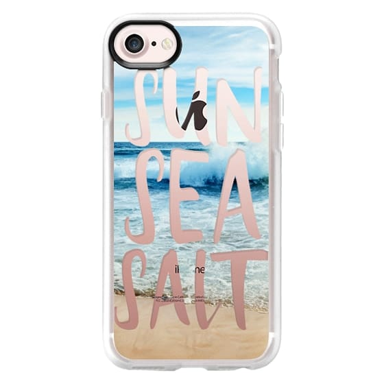 iPhone 7 Cases - SUN SEA SALT