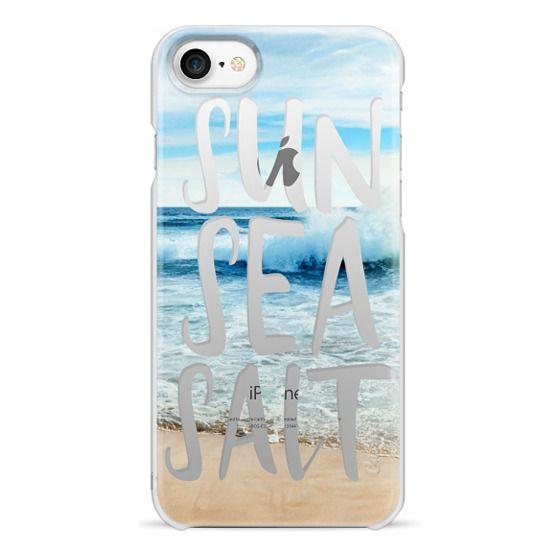 iPhone 7 Cases - SUN SEA SALT