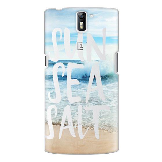One Plus One Cases - SUN SEA SALT