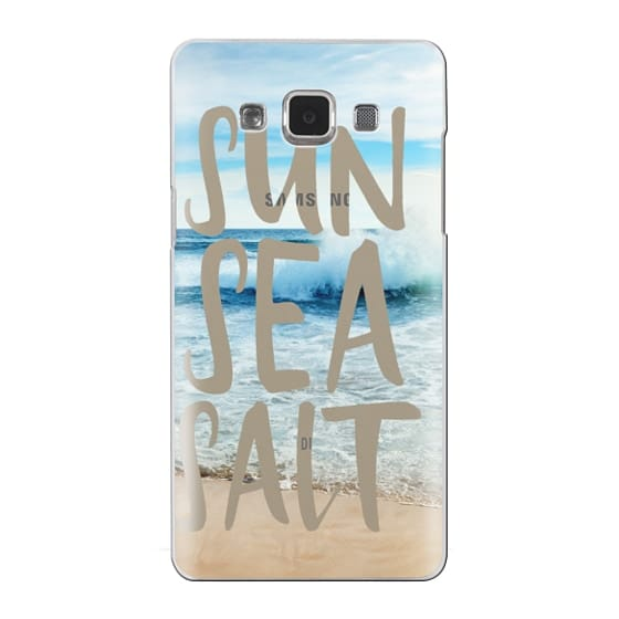Samsung Galaxy A5 Cases - SUN SEA SALT