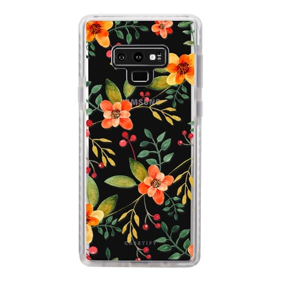 Samsung Galaxy Note 9 Cases - Floral Pattern