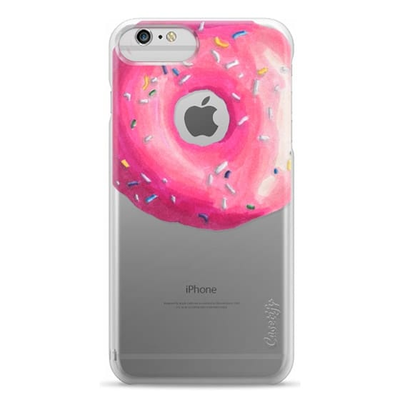 iPhone 6 Plus Cases - Pink Glaze Donut