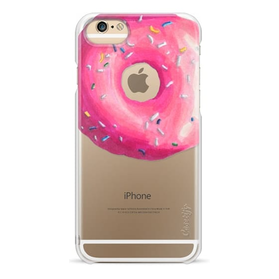 iPhone 6 Cases - Pink Glaze Donut