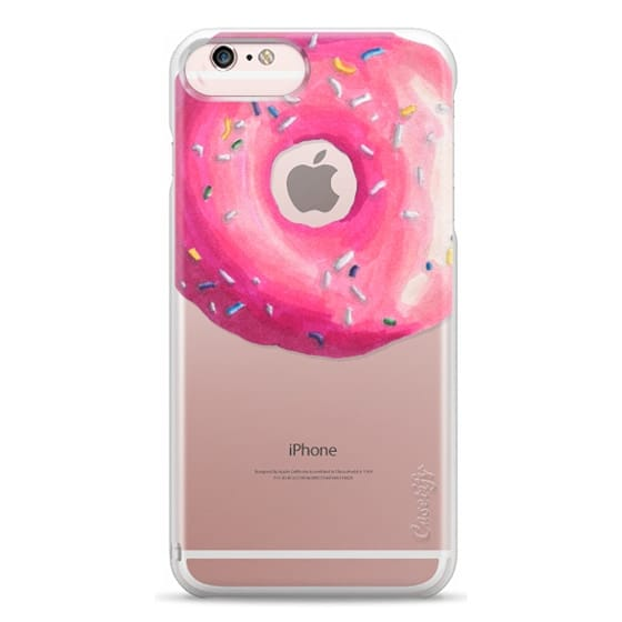 iPhone 6s Plus Cases - Pink Glaze Donut