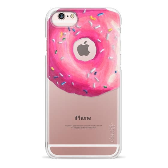 iPhone 6s Cases - Pink Glaze Donut
