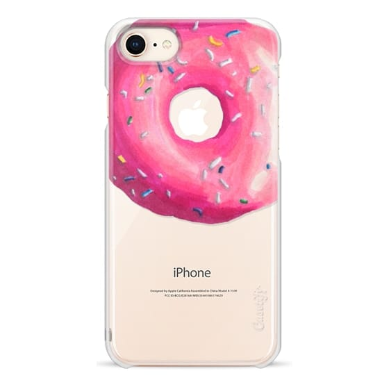 iPhone 8 Cases - Pink Glaze Donut