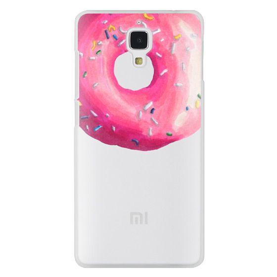 Xiaomi 4 Cases - Pink Glaze Donut