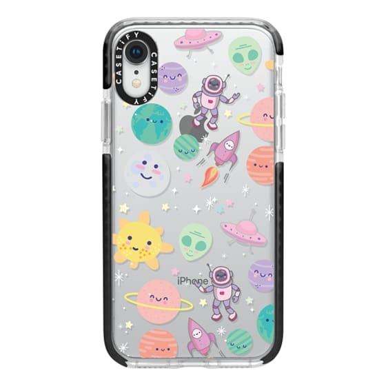 iPhone XR Cases - Cute Space