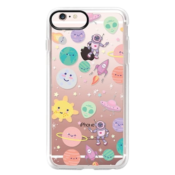 iPhone 6s Plus Cases - Cute Space