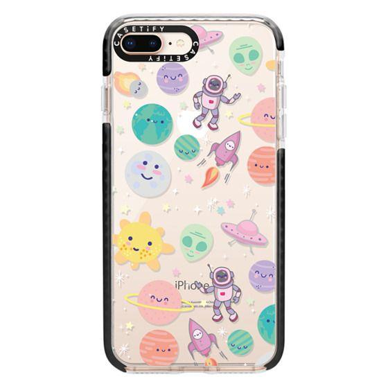 iPhone 8 Plus Cases - Cute Space