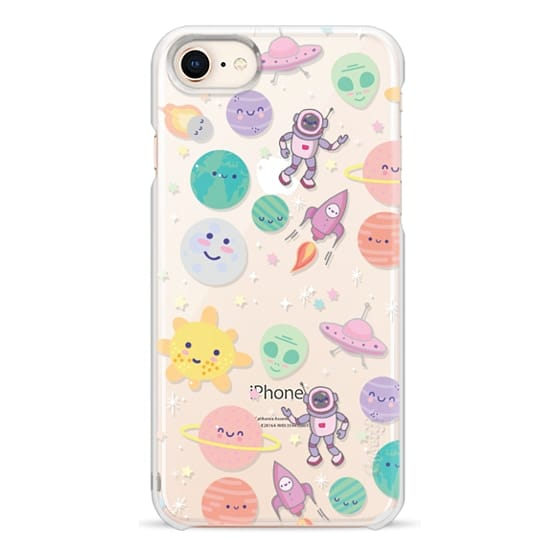 iPhone 8 Cases - Cute Space