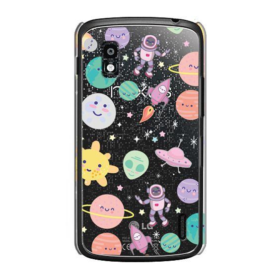 Nexus 4 Cases - Cute Space
