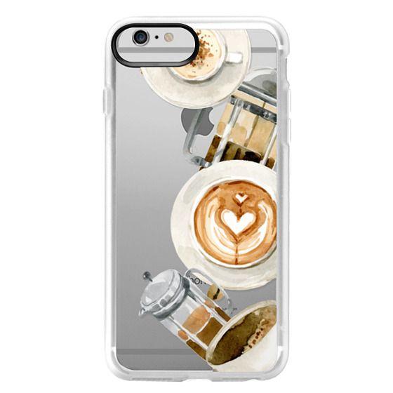 iPhone 6 Plus Cases - Coffee