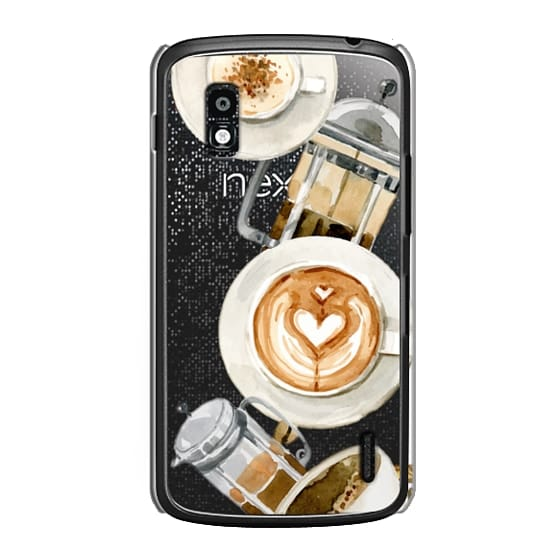 Nexus 4 Cases - Coffee