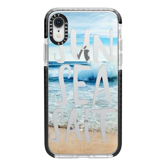iPhone XR Cases - SUN SEA SALT