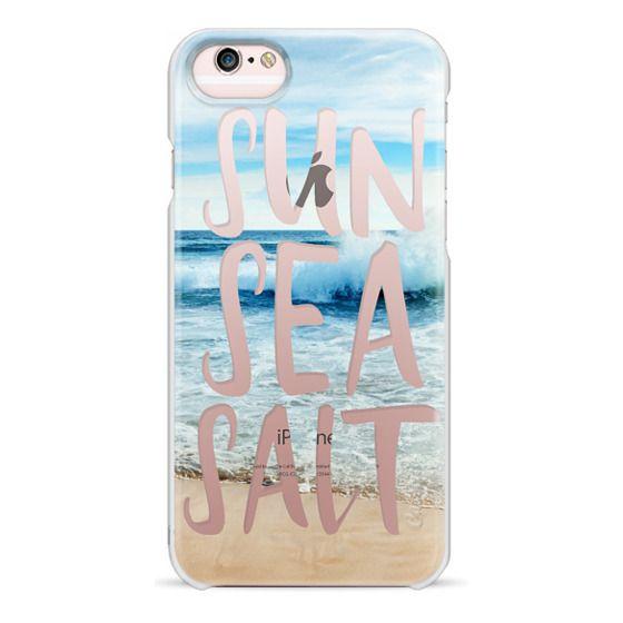 iPhone 6s Cases - SUN SEA SALT