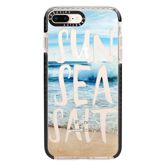 iPhone 8 Plus Cases - SUN SEA SALT