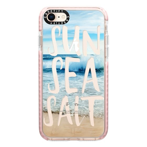 iPhone 8 Cases - SUN SEA SALT