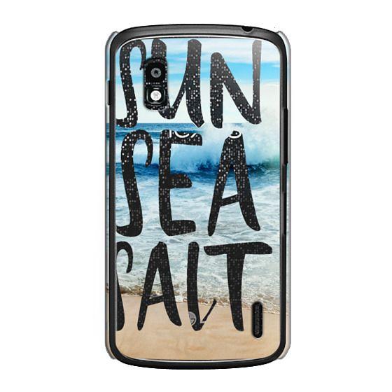 Nexus 4 Cases - SUN SEA SALT