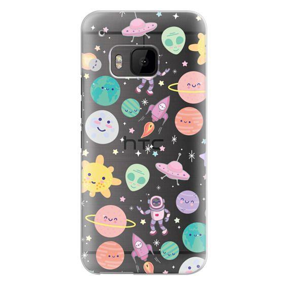 Htc One M9 Cases - Cute Space