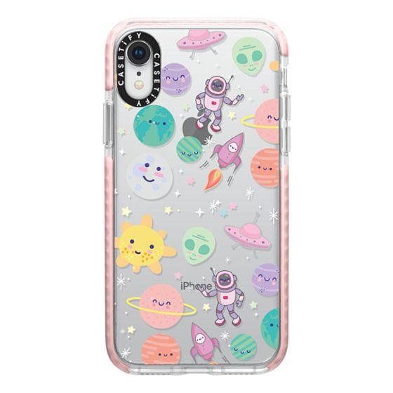 iPhone XR Cases - Cute Space