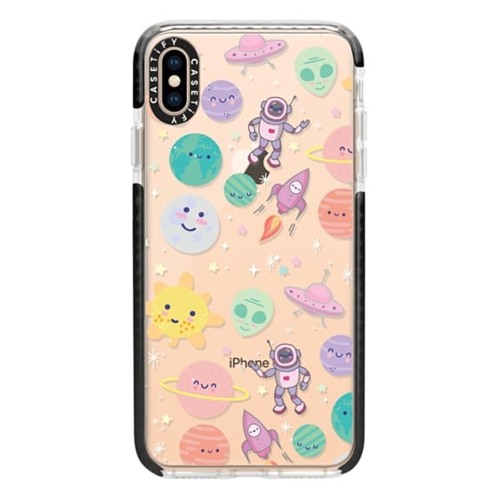 iPhone XS Max Cases - Cute Space