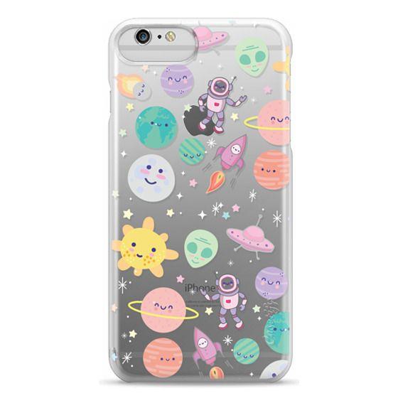 iPhone 6 Plus Cases - Cute Space