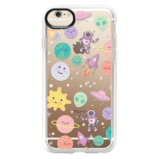 iPhone 6 Cases - Cute Space