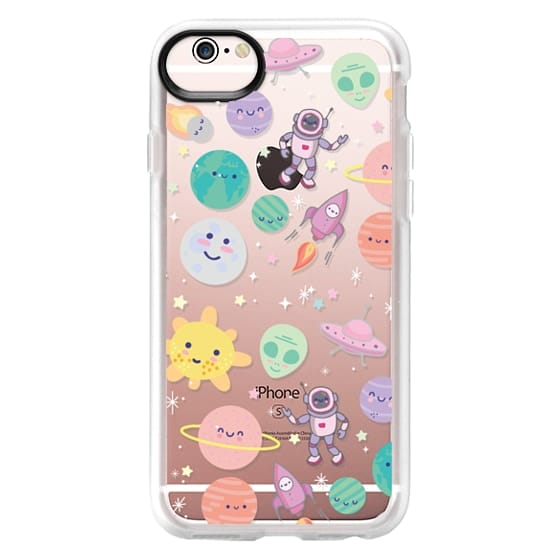 iPhone 6s Cases - Cute Space