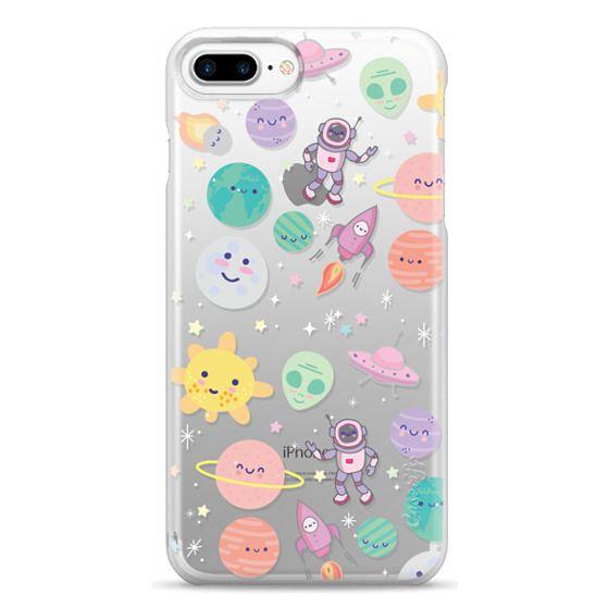 iPhone 7 Plus Cases - Cute Space