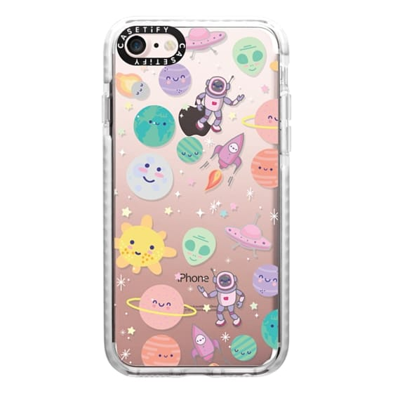iPhone 7 Cases - Cute Space