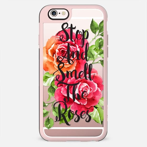 Stop And Smell The Roses - New Standard Case