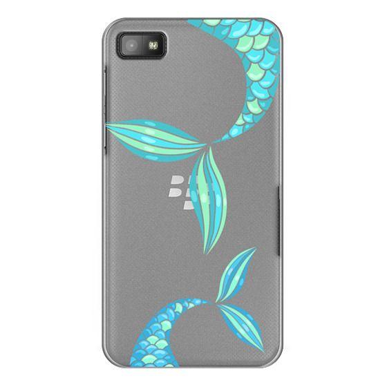 Blackberry Z10 Cases - mermaid tails