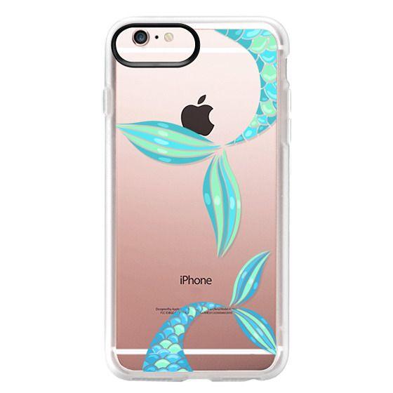 iPhone 6s Plus Cases - mermaid tails