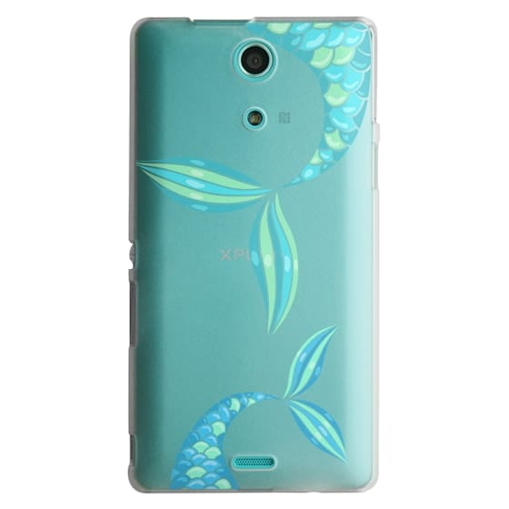 Sony Zr Cases - mermaid tails