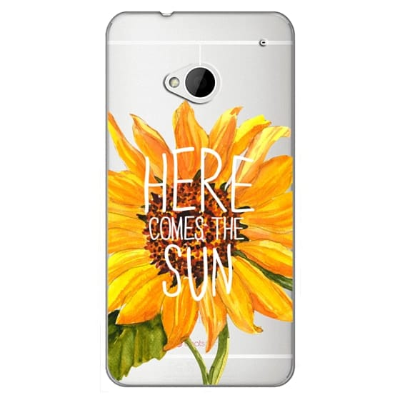 Htc One Cases - Here Comes The Sun
