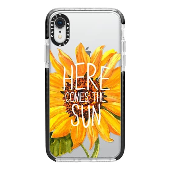 iPhone XR Cases - Here Comes The Sun