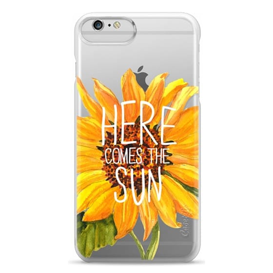 iPhone 6 Plus Cases - Here Comes The Sun